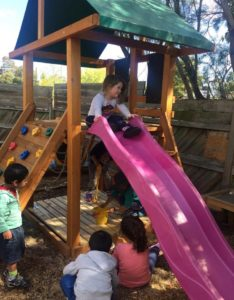 JELC Outdoor Play Area
